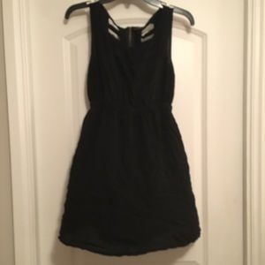 LBD with cutout on back